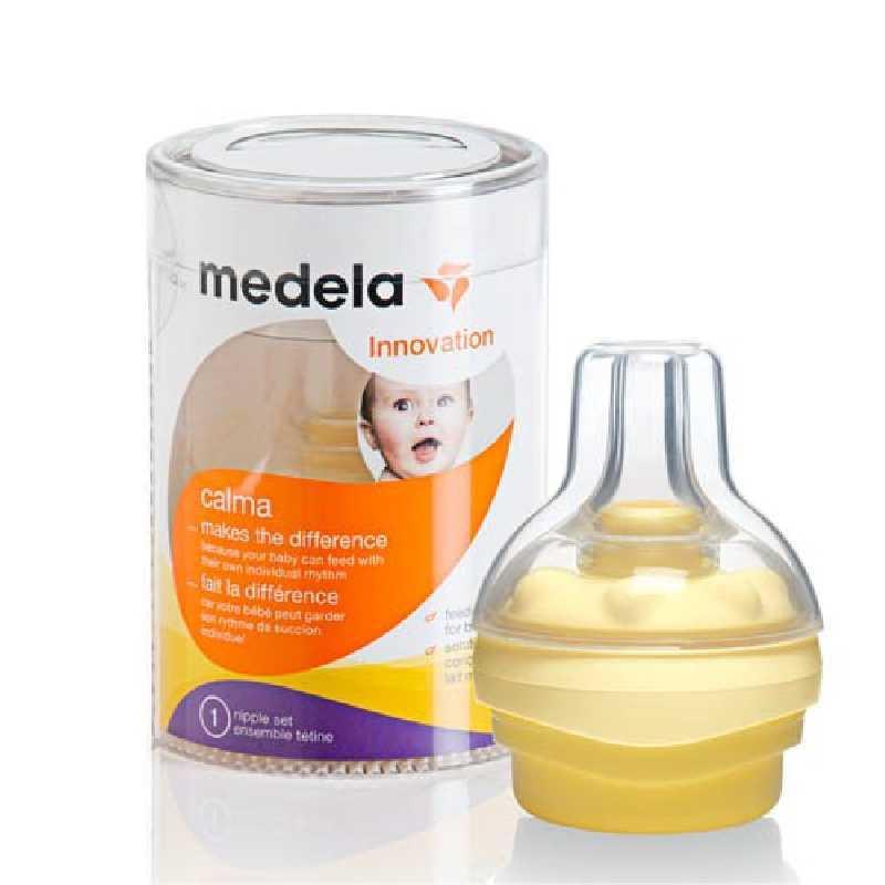 Tétine en silicone Calma Medela