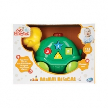 Tortue rigolo musicale Be Toys
