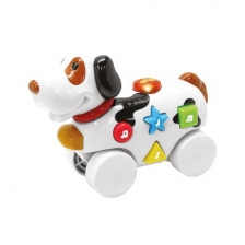 Chien rigolo musicale Be Toys