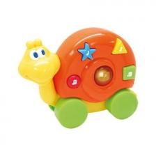 Escargot rigolo musicale Be Toys