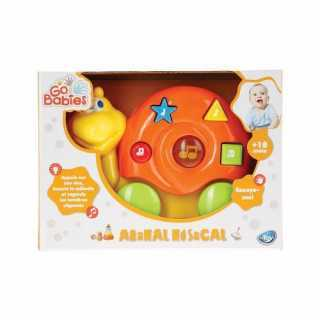Escargot rigolo musicale Be Toys