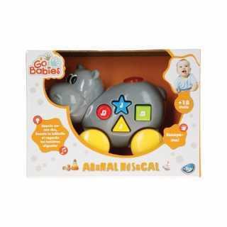 Hippo rigolo musicale Be Toys