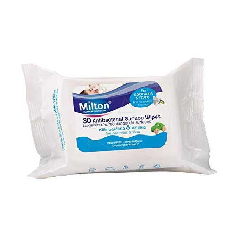 Angelcare Recharges Rondes lot de 12 recharges Classique + 60 Lingettes Milton antibactériennes OFFERTES !!