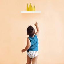 Culotte D'Apprentissage - Royaume du chevalier - 18-24 mois - Bambino Mio