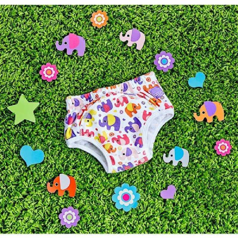 Culotte D'Apprentissage - Bambino Mio - Éléphant Rose - 2-3 Ans