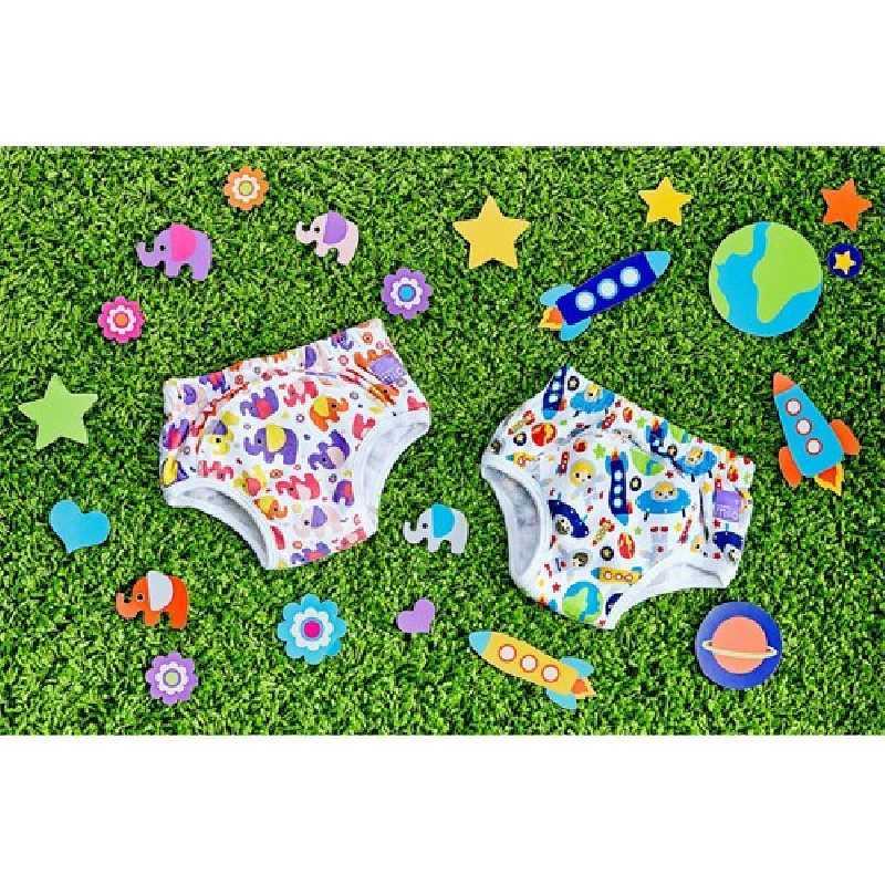Culotte D'Apprentissage - Bambino Mio - Éléphant Rose - 3+ Ans