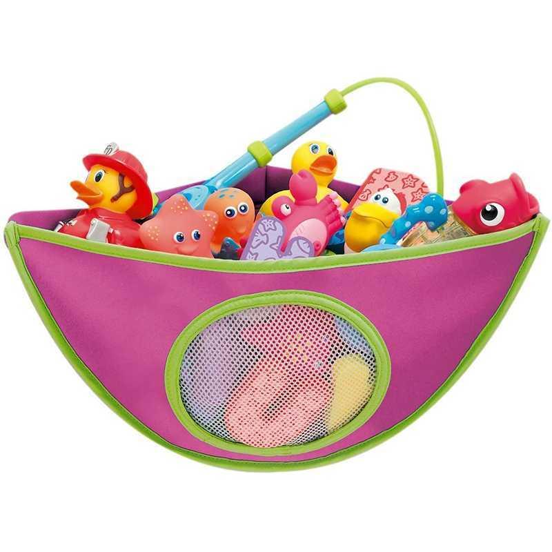 Panier à Jouets de Bain Munchkin - Rose