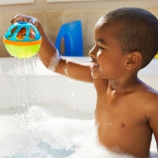 Balle de bain pour bébé Bleu Munchkin