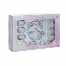 Service à thé en porcelaine Princesse Be Toys