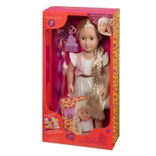Poupée Cheveux 46cm - Phoebe Our generation