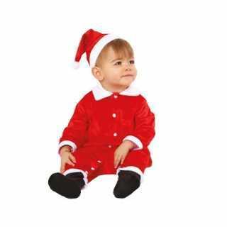 Costume bébé Nöel - Combinaison + Bonnet Taille 12 Mois