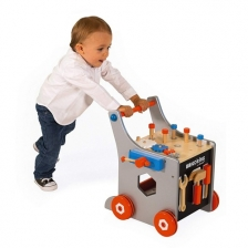 Chariot Magnétique Brico'Kids Janod