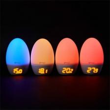 Veilleuse Thermomètre LED 2 en 1 Groegg 2