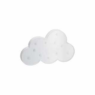 Lampe de décoration Nuage 11 Led Blanc Atmosphera for kids