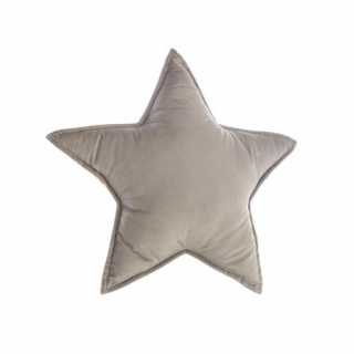 Coussin décoratif étoile gris Atmosphera for kids