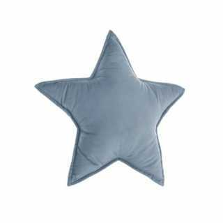 Coussin décoratif étoile bleu Atmosphera for kids