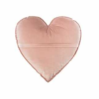 Coussin décoratif coeur rose Atmosphera for kids