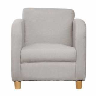 Fauteuil chic enfant Gris Atmosphera for kids
