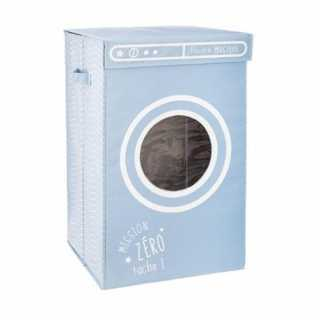 Bac à linge Hublot Bleu Atmosphera for kids