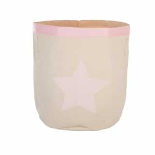 Bac de rangement Canvas Rose Atmosphera