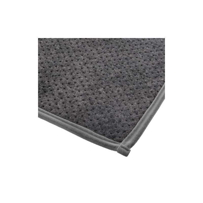 Tapis chambre enfant 90 x 60 cm Gris Atmosphera for kids