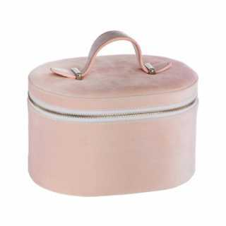 Vanity en velours Rose Atmosphera for kids