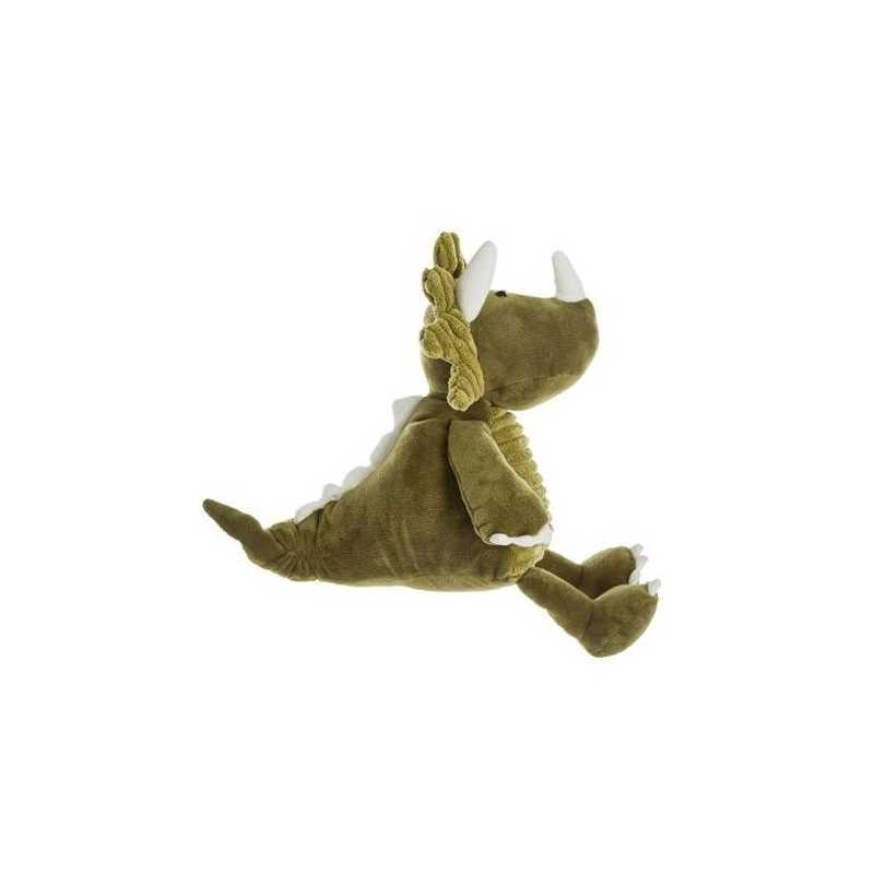 Peluche Dinosaure Vert 31 cm Atmosphera for kids