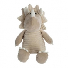 Peluche Dinosaure Beige 31 cm Atmosphera for kids