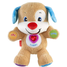 Peluche Interactive - Puppy éveil progressif Ficher Price
