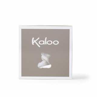 Doudou Lapinou Plume Crème 20 cm Kaloo