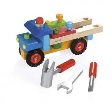 Camion de bricolage en bois Janod