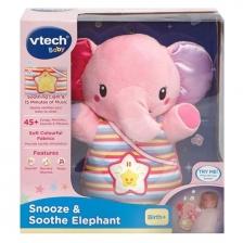 Elephant dodo bébé Rose VTech