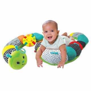 Coussin d'activités cale-bébé évolutif Infantino