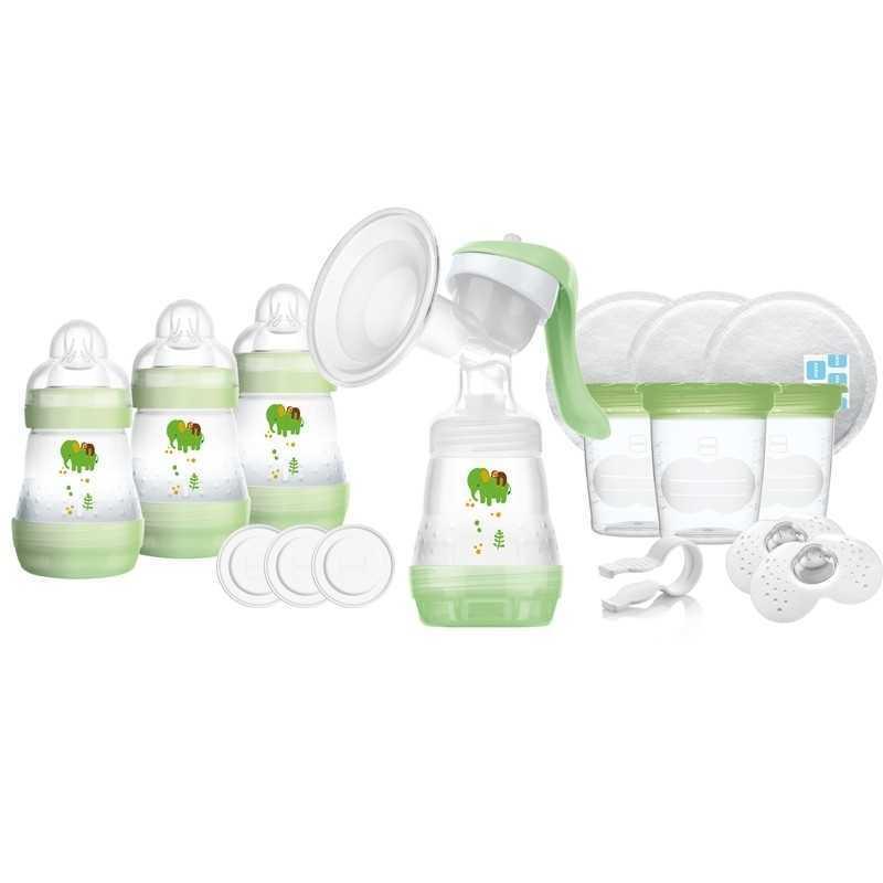 Starter Kit d'allaitement complet Mam Vert