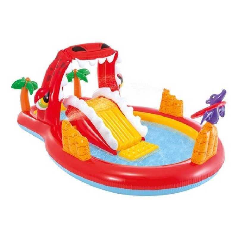 INTEX - Aire de Jeux - Piscine pour enfants Dinoland