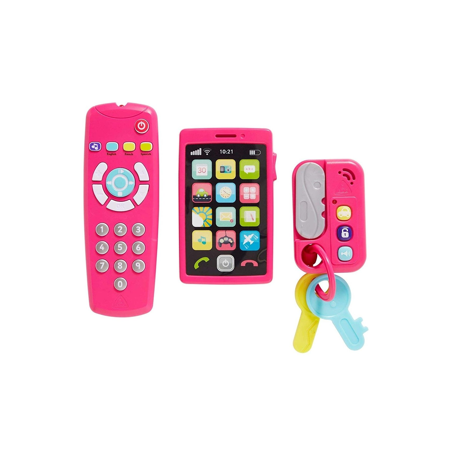 Mon premier kit gadget rose Early Learning Centre