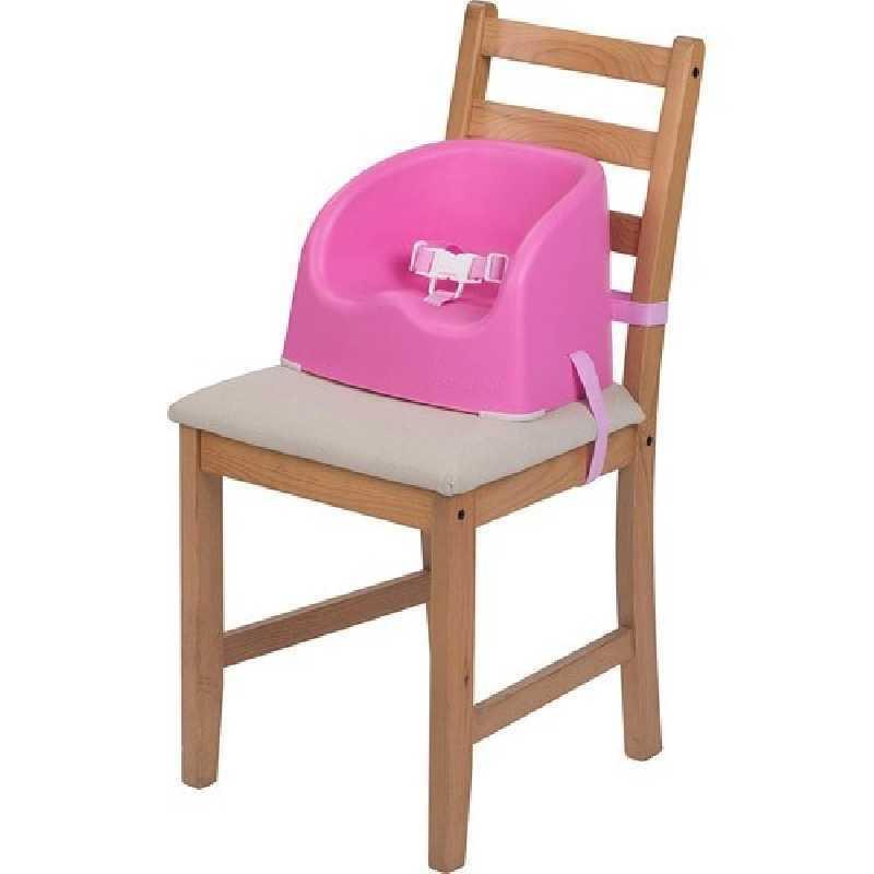 Réhausseur de chaise enfant Essentiel Rose