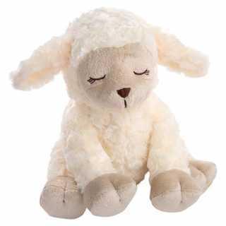 Peluche apaisante agneau Beige