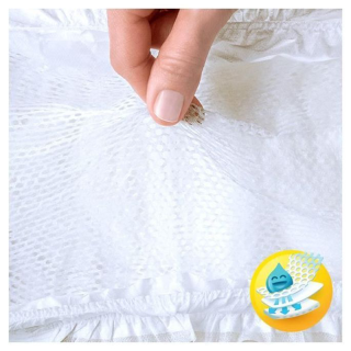 Pampers - New Baby - Couches Taille 1 (2-5 kg/Nouveau-Né) - Pack Géant (x72 couches)