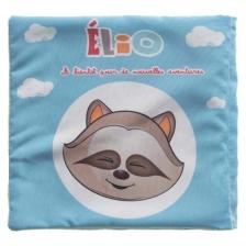 Livre d'éveil en tissu Elio BeToys