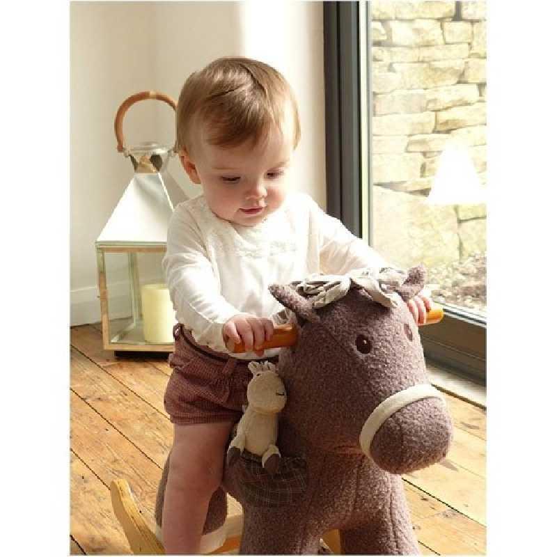 Cheval à bascule Bobble & Pip 9m+