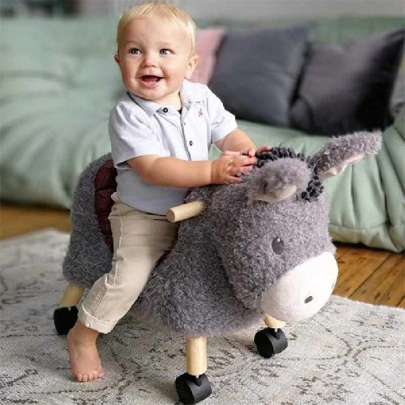 Porteur Bojangles Animal Ride On 12m+