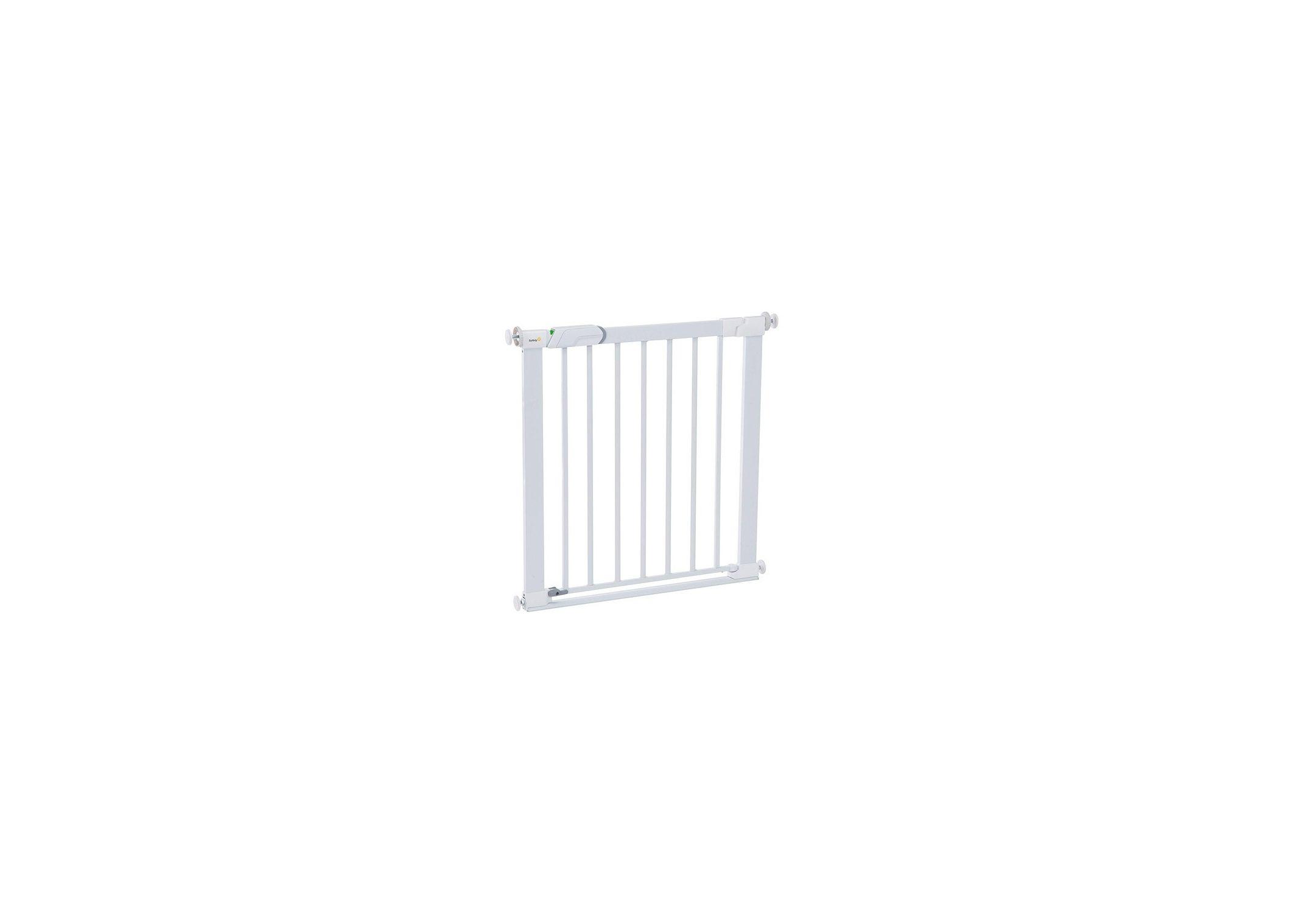 Barrière de Sécurité SecurTech Flat Step Porte Métale Safety 1st