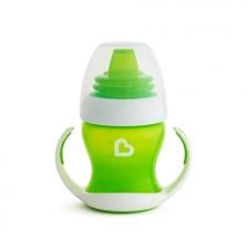Tasse d'apprentissage 120 ml Vert dès 4 mois