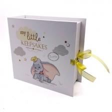 Boîte à souvenirs avec 6 tiroirs Dumbo