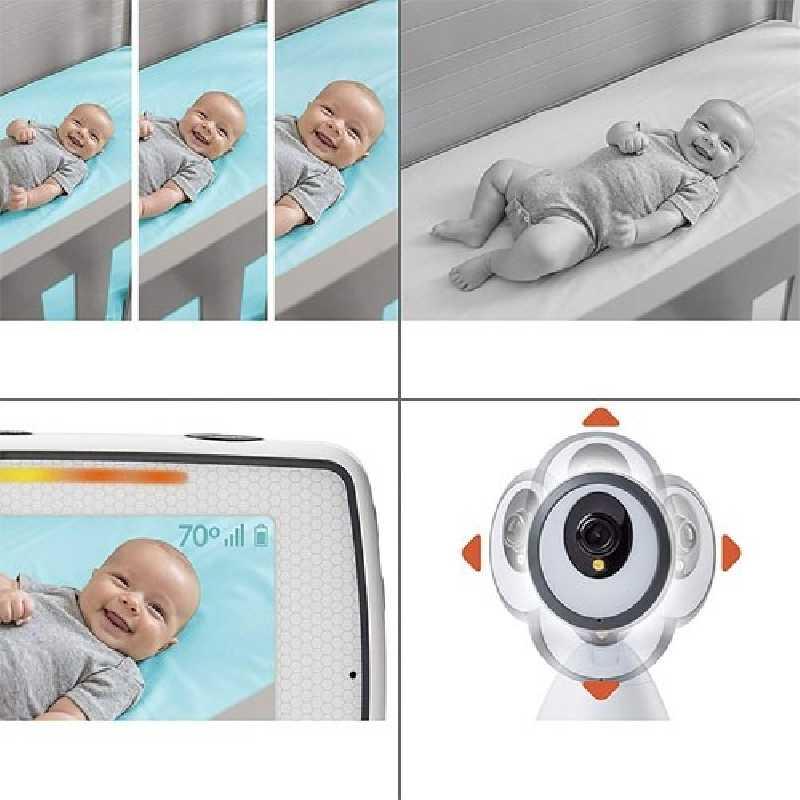 Moniteur vidéo bébé digital