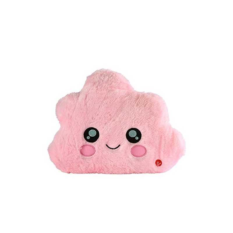 Mon coussin lumineux Candy Nuage Rose