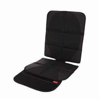 Diono Protection de siège Ultra Mat Noir
