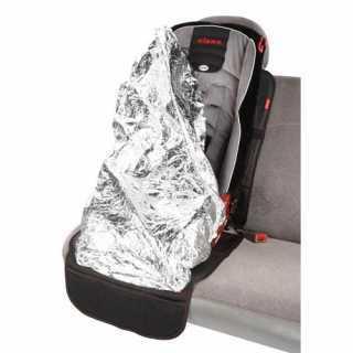 Protection de siège Ultra Mat Deluxe Noir
