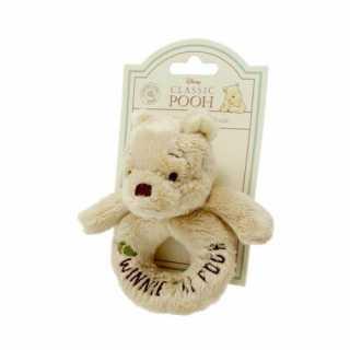 Hochet d'activité bébé Winnie L'ourson